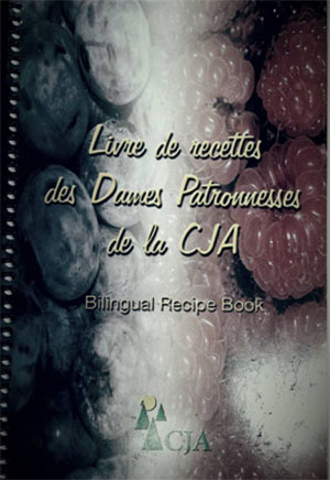 The Dames patronesses cookbook